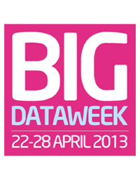We're part of Big Data Week!